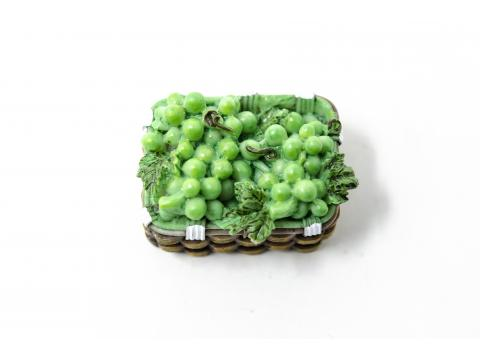 Cesto Uva Verde - Cesti in Resina Frutta e Verdura