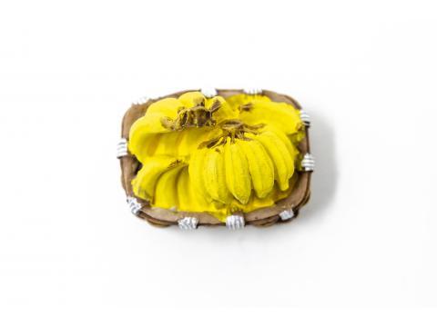 Cesto Banane - Cesti in Resina Frutta e Verdura
