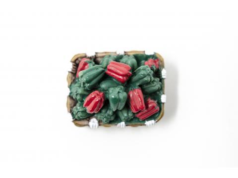 Cesto Peperoni - Cesti in Resina Frutta e Verdura