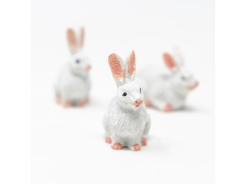 Coniglio - Animali Presepe in Resina