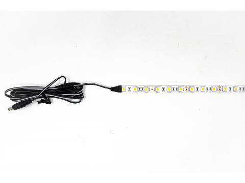 """Striscia LED """"WS"""" - Rossa - Accessori 2,5 mm"""