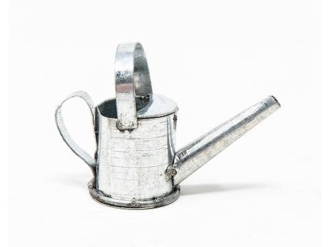 Annaffiatoio piccolo - Oggetti Metallo