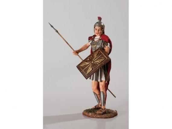 Soldato con lancia e scudo artistici vestiti 30 cm - Presepi da esterno idee ...