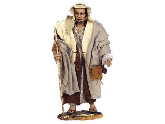 Pastore artistici vestiti fissi 30 cm statue in for Arredamento pastore