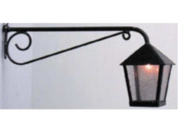 Lanterna Illuminazione : Lampione a braccio lampioni lumi lanterne illuminazione